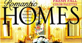 Romantic Homes – Oct 2012