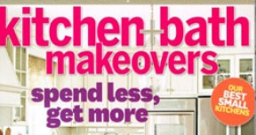 Kitchen + Bath Makeovers – Fall / Winter 2013